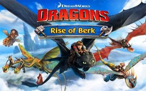 Game Review- Dragons: Rise of Berk