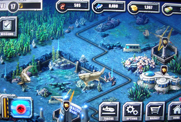 Game Review: Jurassic Park Builder - All Things Geek