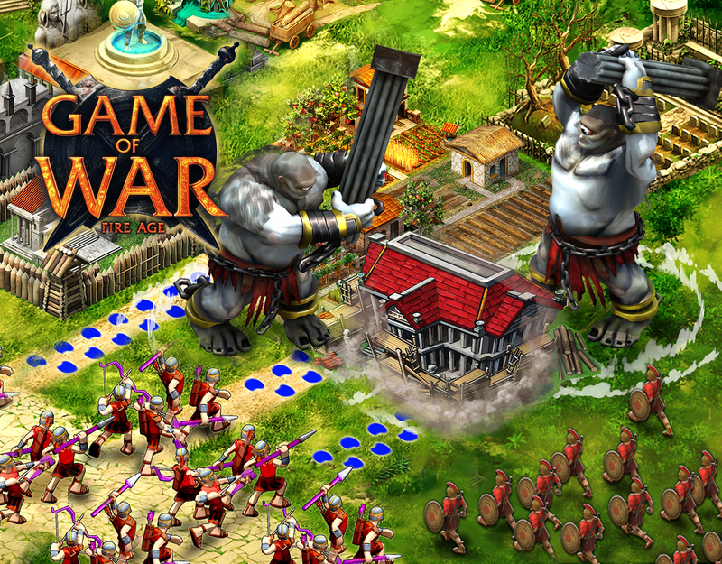 game of war fire age pc