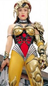 Power Rangers: Evil Beauties