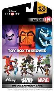 Disney Infinity 3.0 Toy Box Takeover First Thoughts