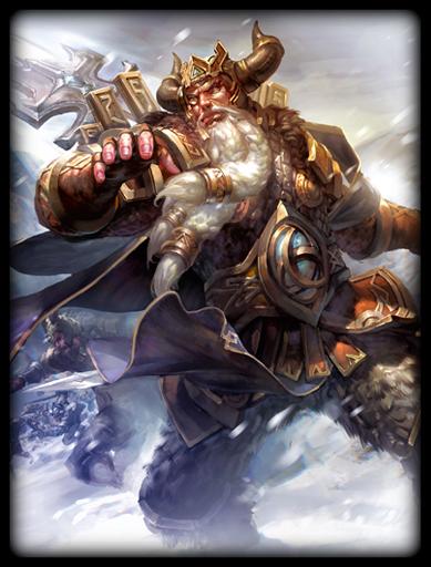 SMITE Odin Build