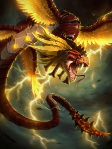 SMITE Kukulkan Item Build