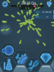 Draxis Game Review: Bacterial Takeover