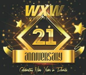 WXW 21st Anniversary show and VIP experience!