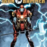 ATG Comic Review-Infinity Warp Iron Hammer