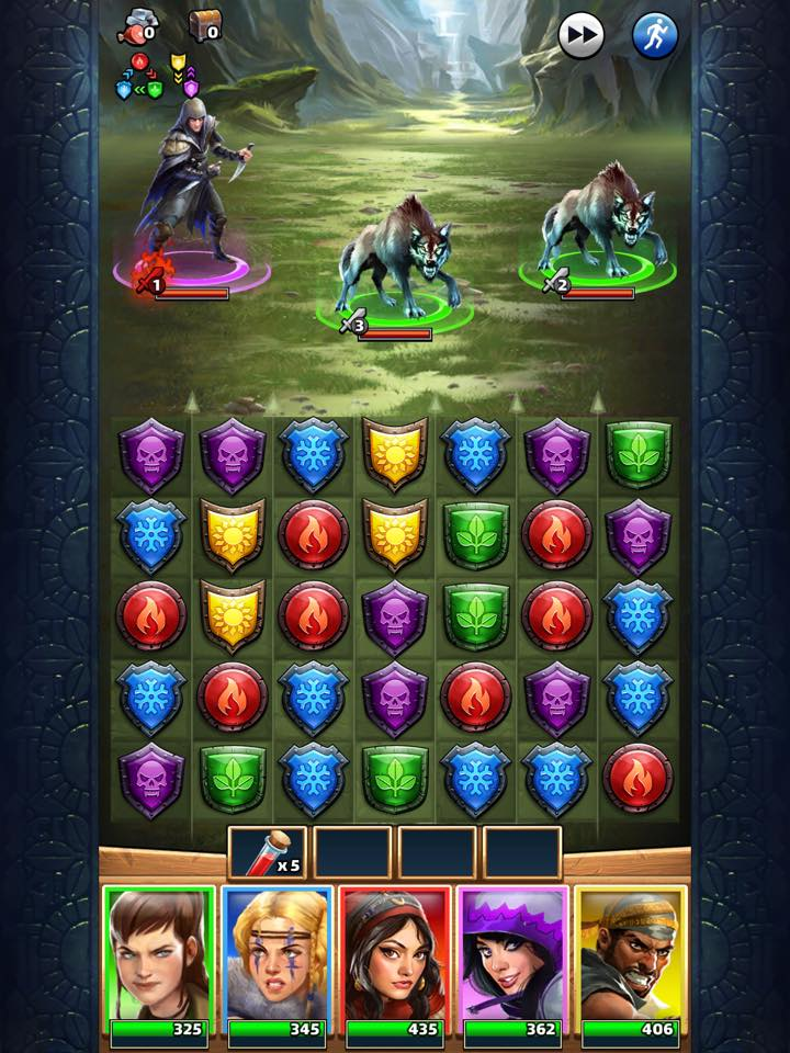 ATG Game Review: Empires and Puzzles - All Things Geek