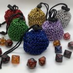 ATG Chainmail: Dice Bags
