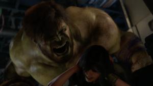 Hulk screams at Kamala